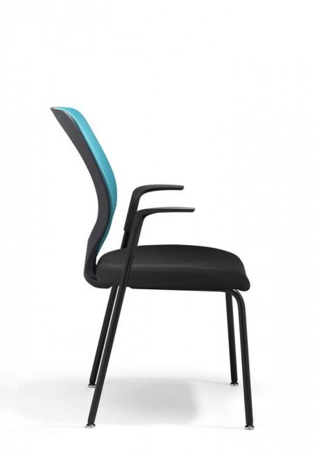 Giroflex 353 bezoekersstoel