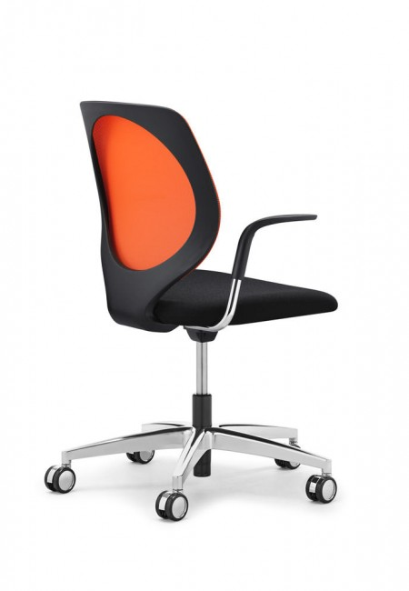 Giroflex 353 vergadersstoel