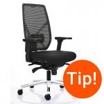 Wize Office Chairs Bonn bureaustoel tip