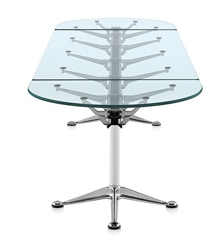 Herman Miller Burdick tafel