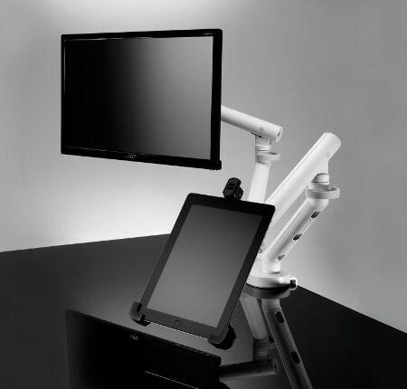 Colebrook Bosson Saunders Flo Duo monitorarm