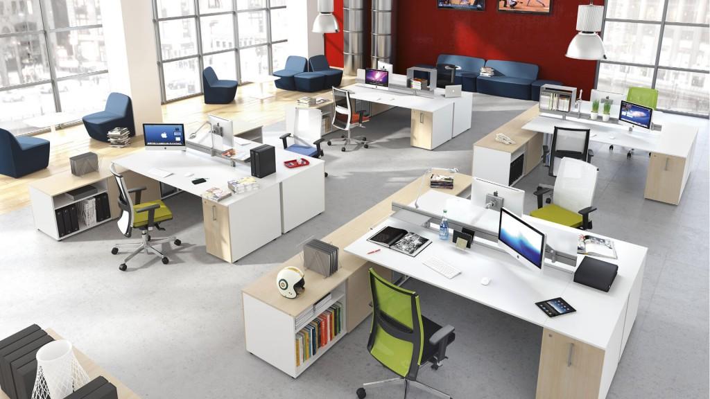 Wize office project meubilair - Formele meubilair ...