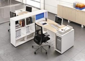 Wize Office Bari werkstation