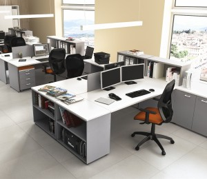 Wize Office Piacenza kastensysteem