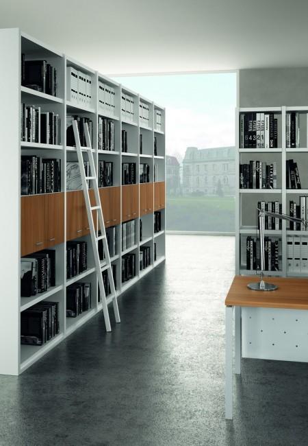 Quadrifoglio Libreria kasten4