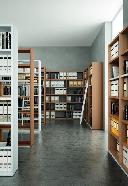Quadrifoglio Libreria kasten7