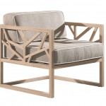 WeWood Tree fauteuil