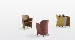 Wize Office chairs Prato vergaderstoel