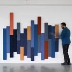 Zilenzio Timber akoestische muur panelen