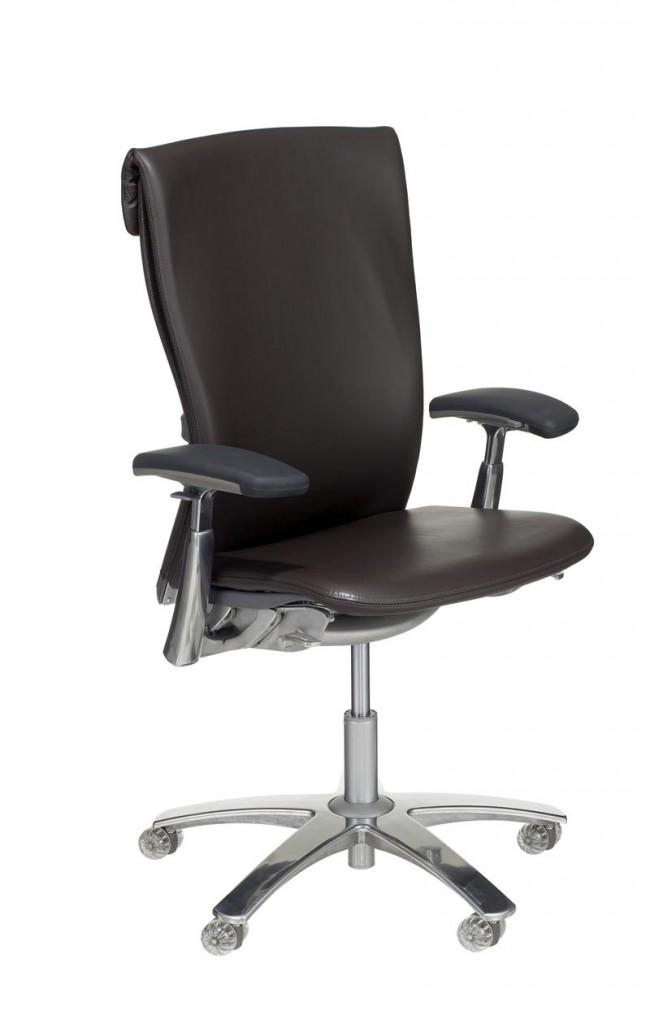 Knoll office life bureaustoel project meubilair for Bureau knoll