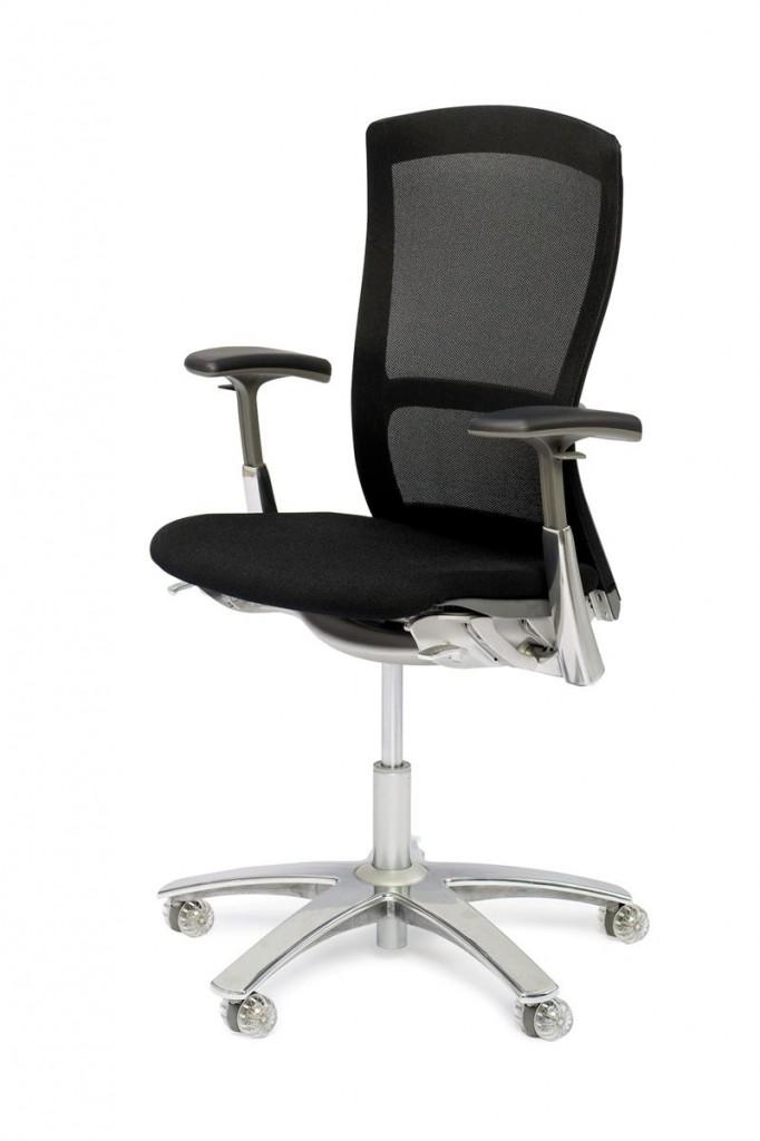 knoll office life bureaustoel project meubilair. Black Bedroom Furniture Sets. Home Design Ideas