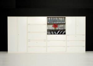 Triumph LM cupboards