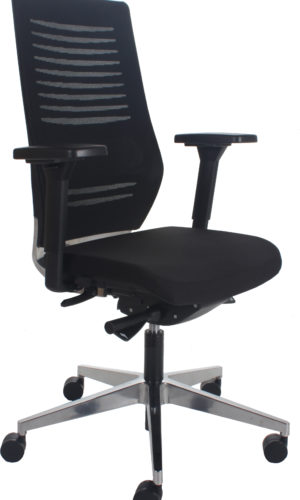 Wize office Chair Lean bureaustoel