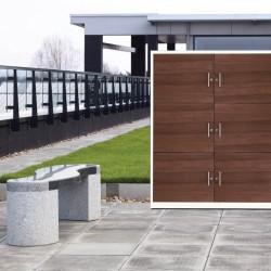Metrix lockers