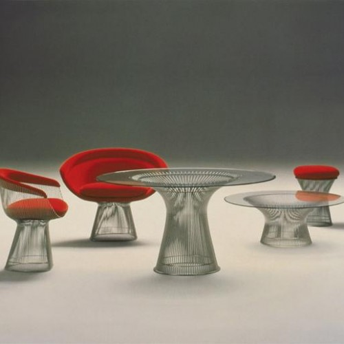 knoll studio Platner table