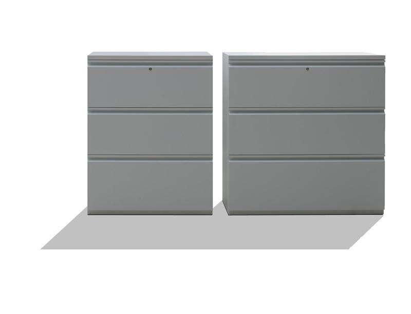 knoll office kic drawers and tambours project meubilair. Black Bedroom Furniture Sets. Home Design Ideas