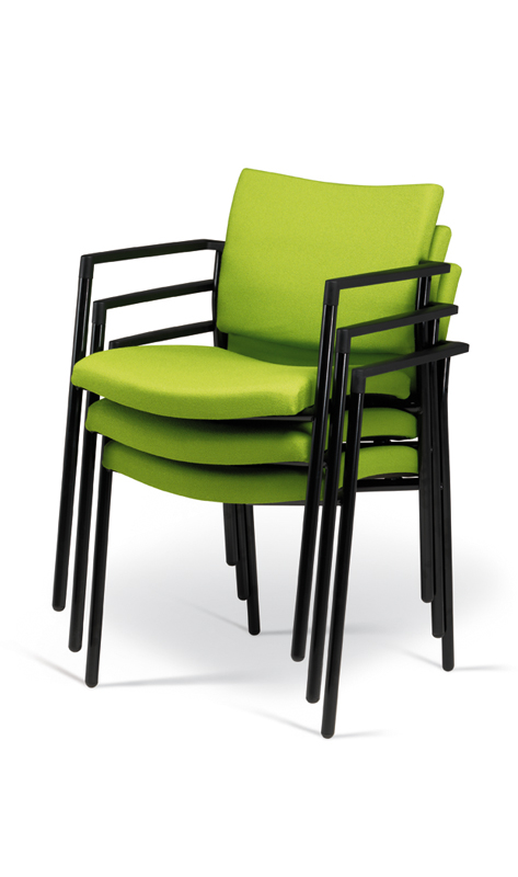 B ta kantoorstoelen voorburg vergaderstoel project meubilair for Kantoorstoelen