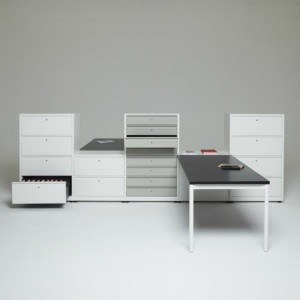 Knoll Office Scope Storage