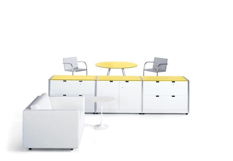 Knoll office scope x range project meubilair - Tafels knoll ...