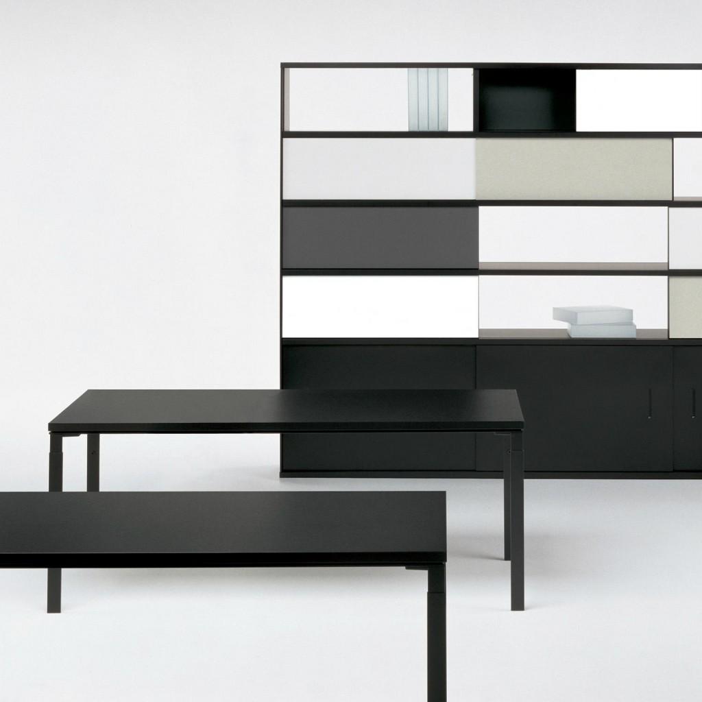 knoll office wa storage project meubilair. Black Bedroom Furniture Sets. Home Design Ideas