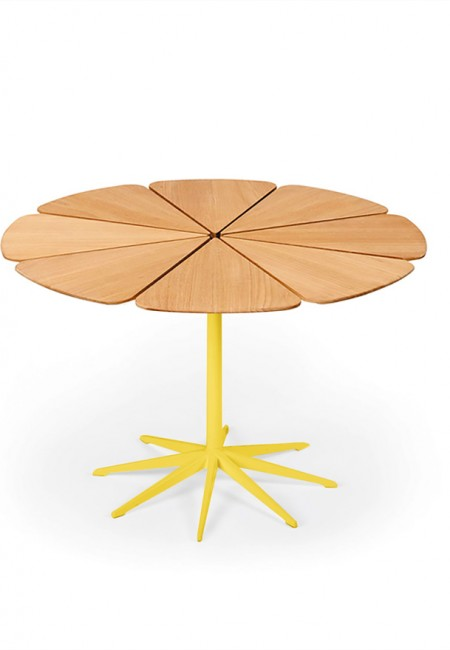 Knoll studio petal dining coffee table project meubilair - Tafel knoll ...