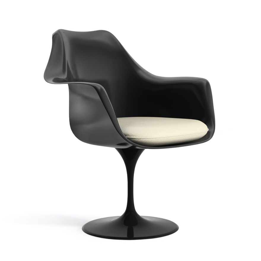 knoll studio saarinen tulip side chair project meubilair. Black Bedroom Furniture Sets. Home Design Ideas