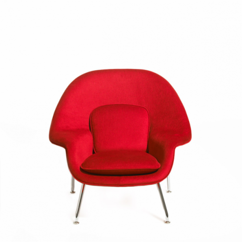 knoll studio Saarinen Womb chair