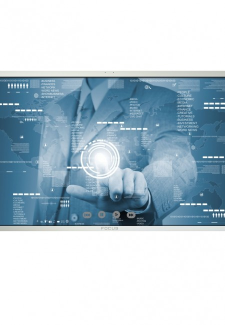 smit visual Focus Touch Displays