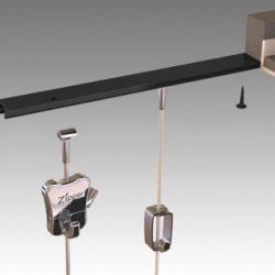 smit visual ophangsystemen project meubilair