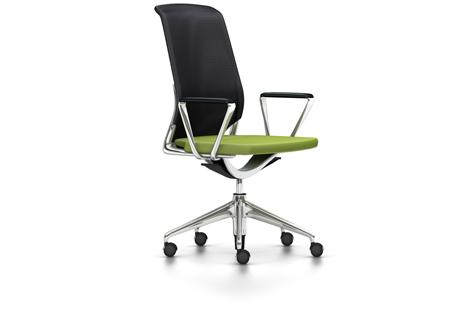 Vitra Meda Bureaustoel.Vitra Meda Chair Project Meubilair