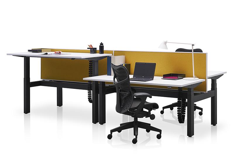 herman miller ratio zit sta bureau project meubilair. Black Bedroom Furniture Sets. Home Design Ideas
