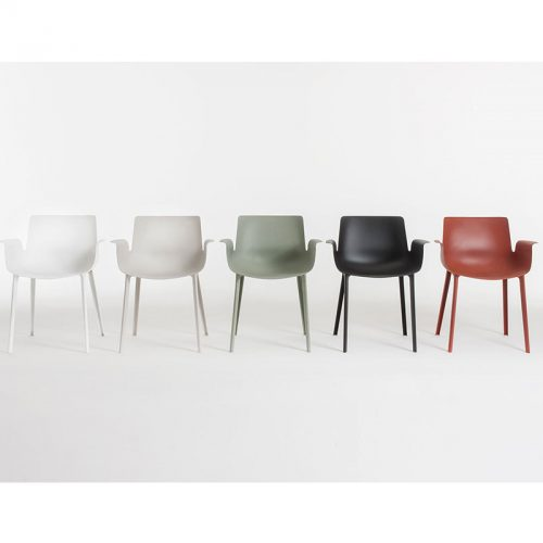 kartell piuma kantinestoel project meubilair