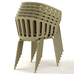 gaber basket chair project meubilair