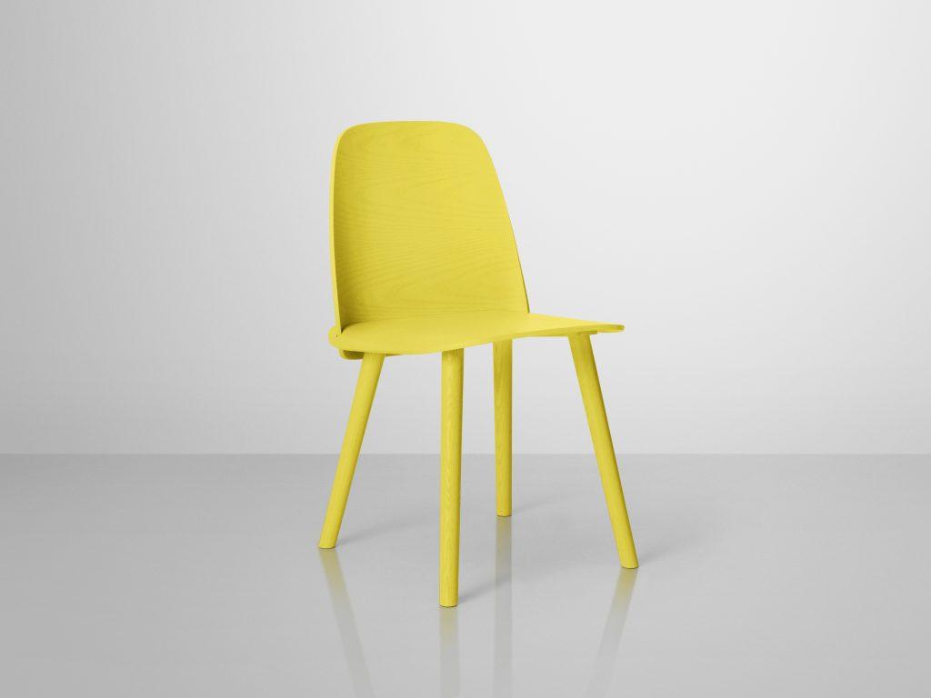 Nerd Barkruk Muuto : Muuto nerd stoel en barkruk project meubilair