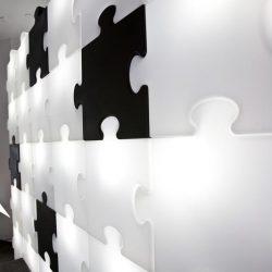 slide design puzzle