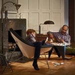 vitra coconut lounge chair