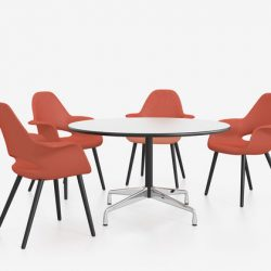 vitra eames contract table