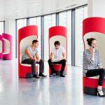 Boss Design Cega akoestische fauteuil
