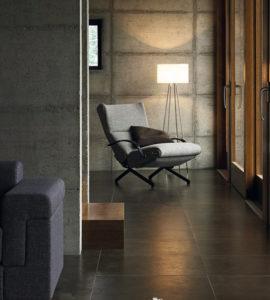 Tecno Spa P40 fauteuil