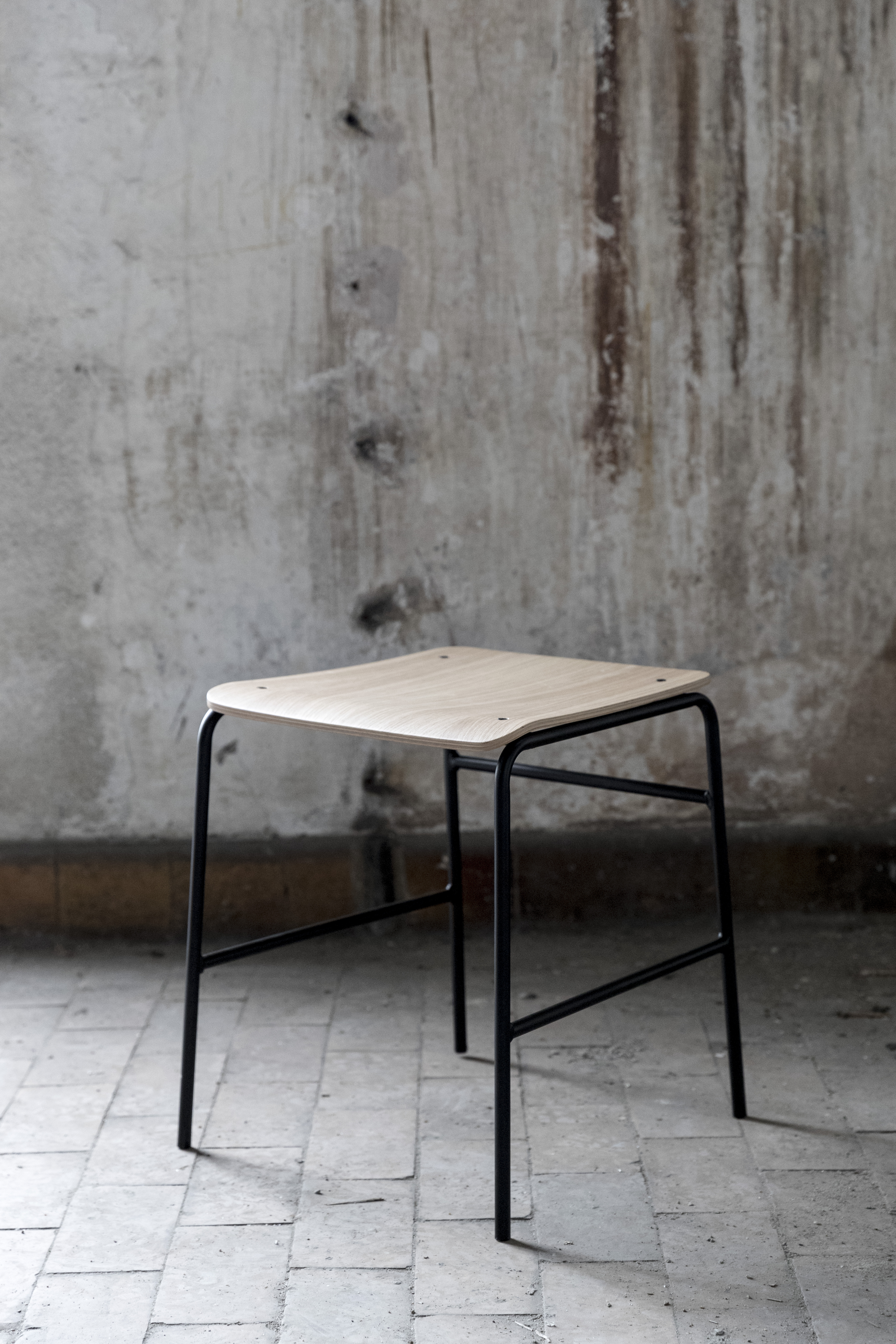 Bent Hansen Sincera Collectie Kruk Project Meubilair