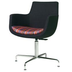 bèta kantoorstoelen de londen vergaderstoel