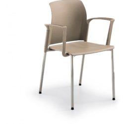 bèta kantoorstoelen leerdam vergaderstoel