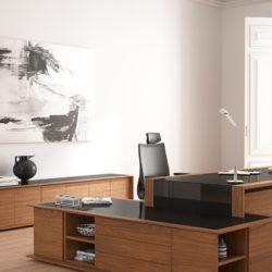 MPG Otto directiebureau project meubilair