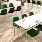 Dencon Canteen Tafel Project Meubilair