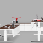 Winea Pro zit-sta Project Meubilair
