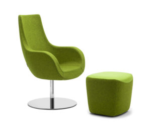 Wize Office Victory fauteuil Project Meubilair