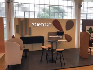 zilezio design district 2019 Project Meubilair