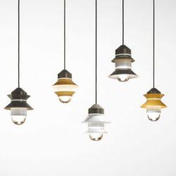 Marset Santorini lampencollectie Project Meubilair