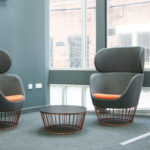 Connection Dixi softseating collectie Project meubilair