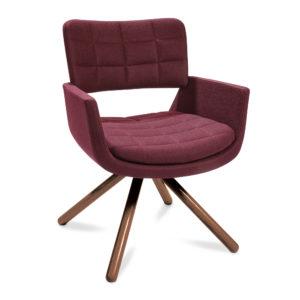 Connection Korus fauteuil collectie Project Meubilair